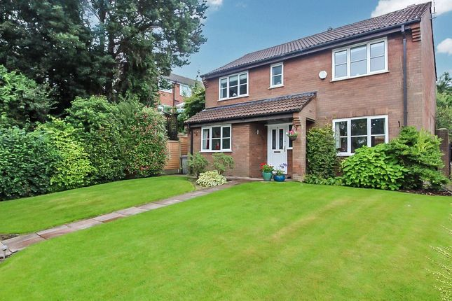 Thumbnail Detached house for sale in Clarendon Drive, Macclesfield