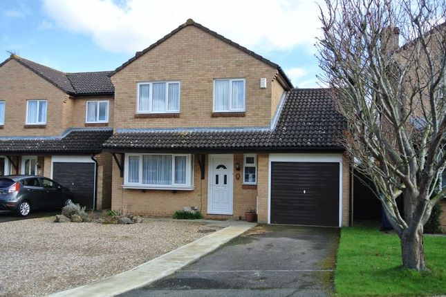 Thumbnail Detached house for sale in Cochran Close, Churchdown, Gloucester