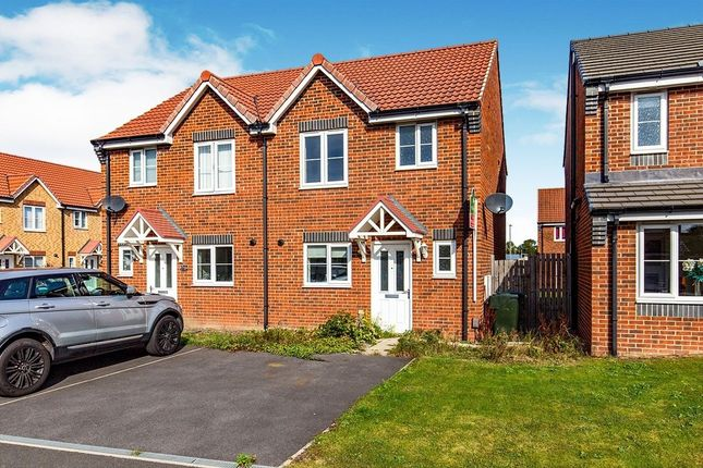 Thumbnail Semi-detached house to rent in Blenheim Road South, Middlesbrough