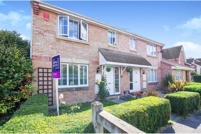 Thumbnail End terrace house for sale in Catmint Close, Eastleigh