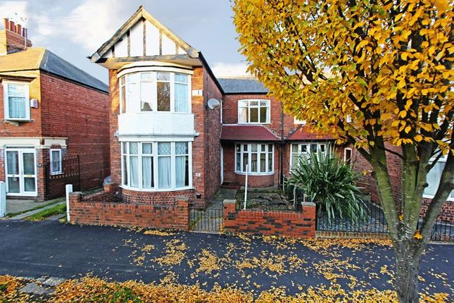 Thumbnail Semi-detached house for sale in Goddard Avenue, Hull