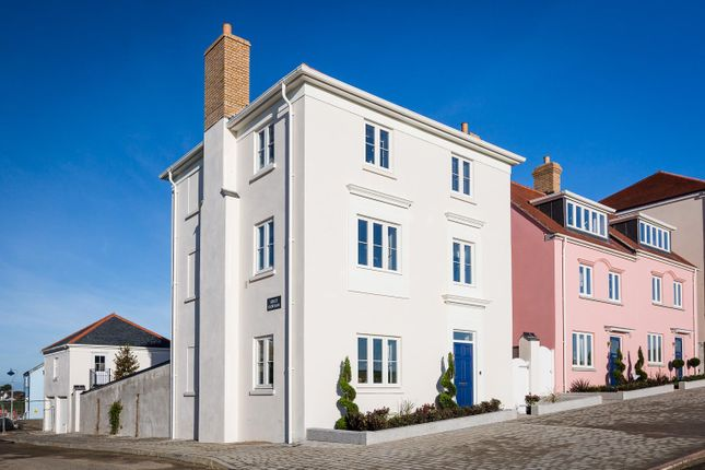 Thumbnail Detached house for sale in Nansledan, Plot 189 Nansledan, Newquay, Newquay