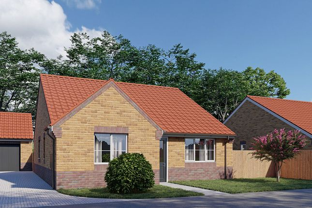 3 bed bungalow for sale in Plot 8 The Orchards, Clay Cross S45