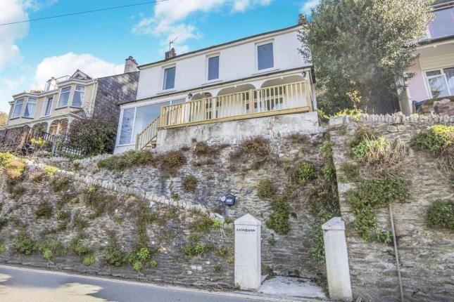 Front of East Looe, Looe, Cornwall PL13