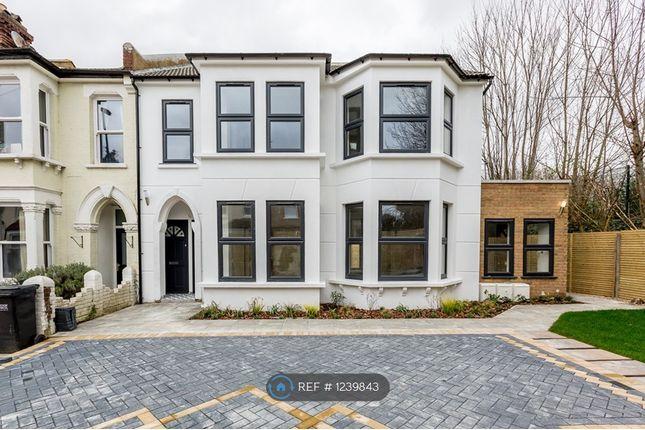 Thumbnail Maisonette to rent in Amberley Grove, Croydon