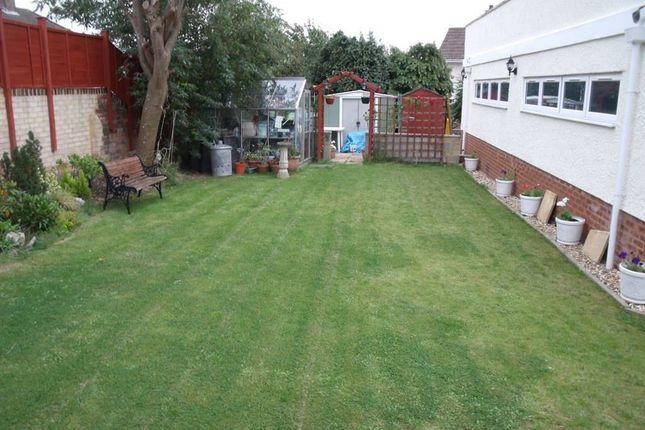 Side Garden of Bristol Road Lower, Weston-Super-Mare BS23