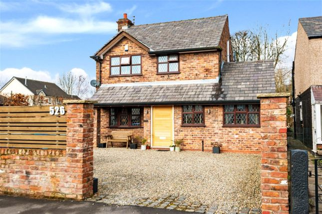 Thumbnail Detached house for sale in Manchester Road, Swinton, Manchester