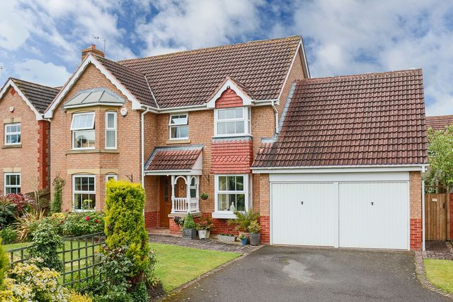 Thumbnail Detached house for sale in St. Andrews Way, Hill Top, Bromsgrove