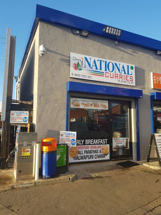Thumbnail Retail premises to let in Washwood Heath Road, Washwood Heath