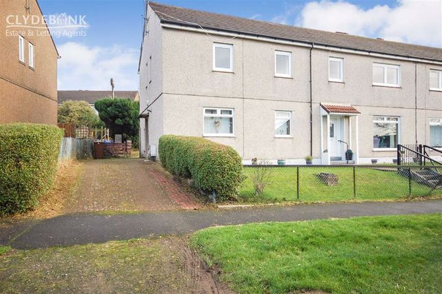 Thumbnail Flat for sale in Kirkwood Avenue, Clydebank