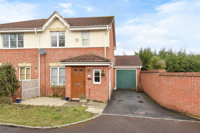 Thumbnail Semi-detached house to rent in Neuman Crescent, Bracknell