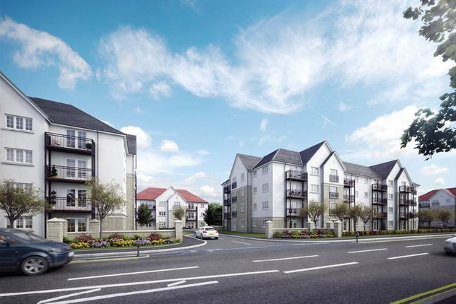 "Thumbnail Flat for sale in ""Plot 68 - Lennox Apartments"" at Milngavie Road, Bearsden, Glasgow"