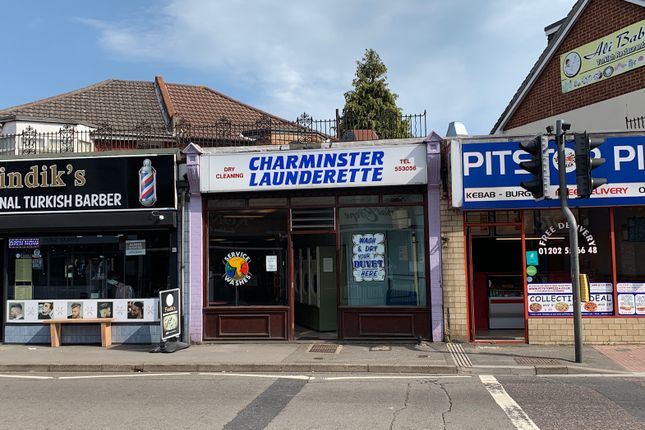 Thumbnail Retail premises to let in 66 Charminster Road, Charminster, Bournemouth