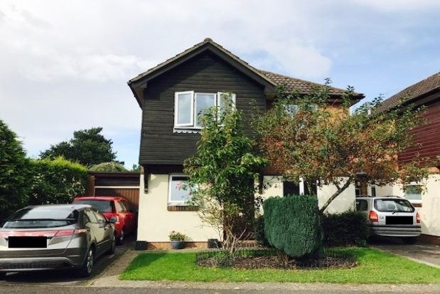 Thumbnail Property to rent in Benedict Close, Romsey