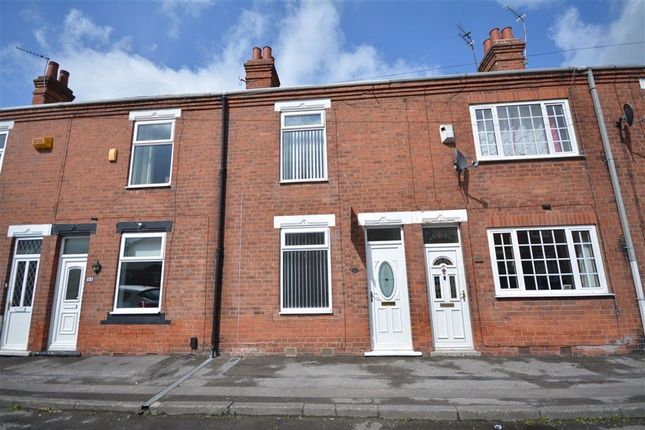 Thumbnail Terraced house to rent in Hilda Street, Goole
