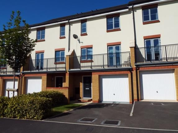 Thumbnail Terraced house for sale in Sorrel Place, Stoke Gifford, Bristol, Gloucestershire