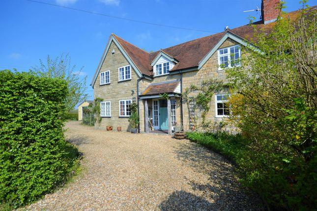 Thumbnail Semi-detached house for sale in Moorside, Sturminster Newton