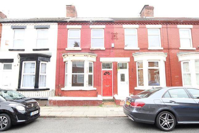 External of Ennismore Road, Old Swan, Liverpool L13