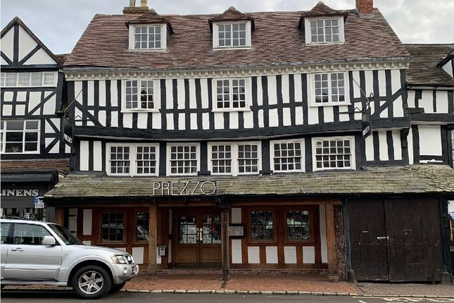 Thumbnail Retail premises for sale in High Street, Bridgnorth
