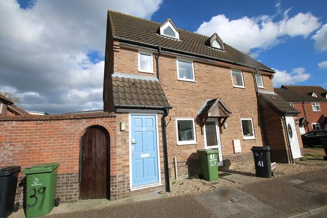 2 bed flat for sale in Yew Tree Road, Attleborough NR17 - Zoopla