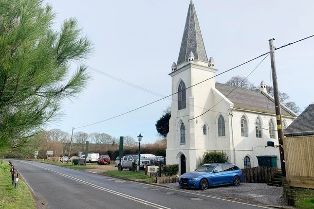 Thumbnail Commercial property for sale in The White Chapel, Woodmans Green Road, Whatlington, Battle, East Sussex