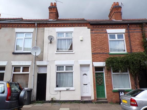 Front of Warwick Street, Leicester, Leicestershire LE3