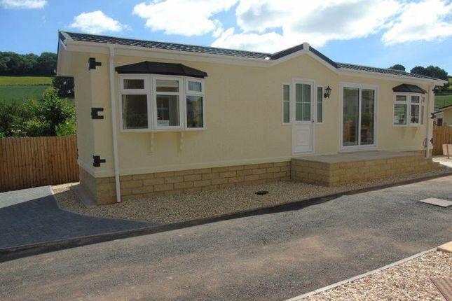 Mobile/park home for sale in Lea Villa Park, Lea, Ross-On-Wye