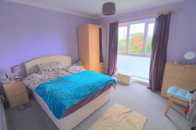 Upper Rear Bedroom