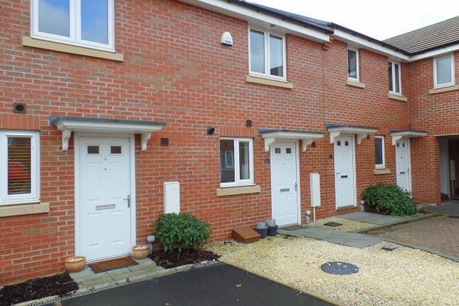 Thumbnail Terraced house to rent in Border Court, Stoke, Coventry