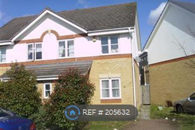 Thumbnail Semi-detached house to rent in Highfield Road, Feltham