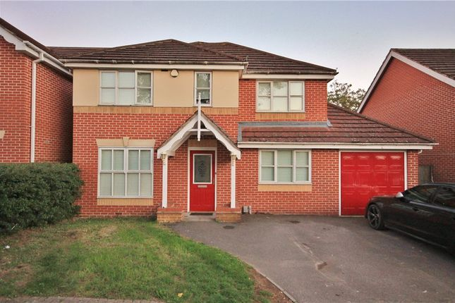 Thumbnail Detached house to rent in Hurworth Avenue, Slough