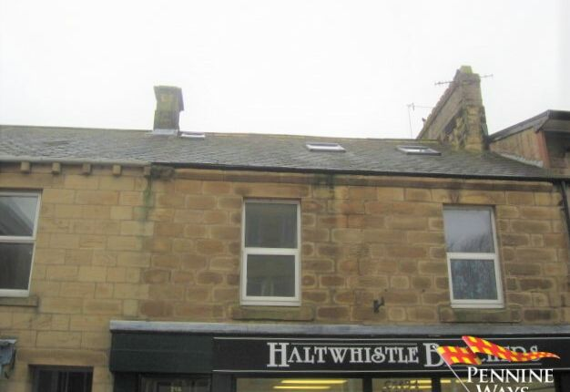 Thumbnail Maisonette to rent in Westgate Chambers, Haltwhistle, Northumberland