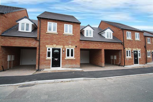 Thumbnail Terraced house to rent in Ash Lea Drive, Donnington, Telford