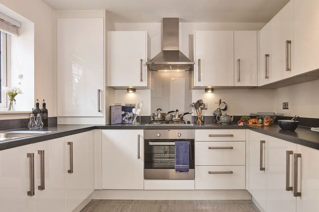 Thumbnail Semi-detached house for sale in Braunton Crescent, Llanrumney, Cardiff