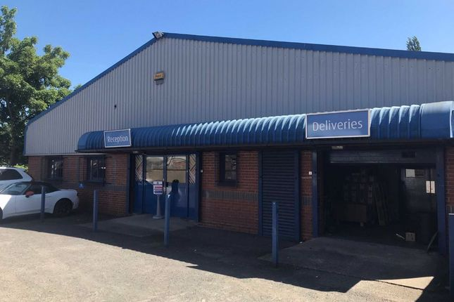 Thumbnail Light industrial for sale in Mill Street, Crewe, Cheshire