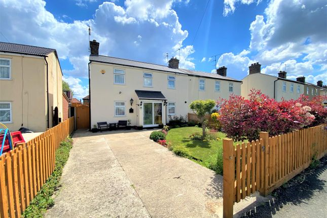 Thumbnail Semi-detached house for sale in Townfield Square, Hayes, Middlesex