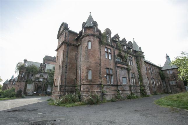 Thumbnail Land for sale in Former Alexandra Care Home, 35 Calside, Paisley, Renfrewshire