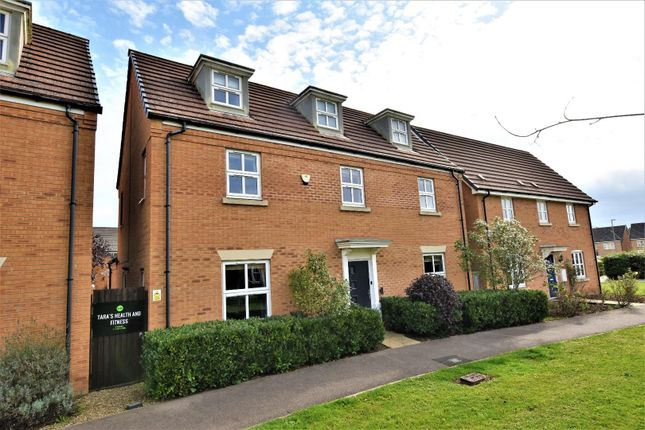 Thumbnail Detached house for sale in Jackson Way, Stamford