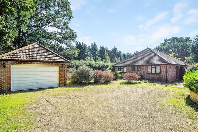 Thumbnail Detached bungalow for sale in Send Hill, Send, Woking