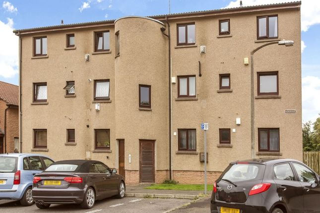 Thumbnail 2 bed flat for sale in Bleachfield, Edinburgh