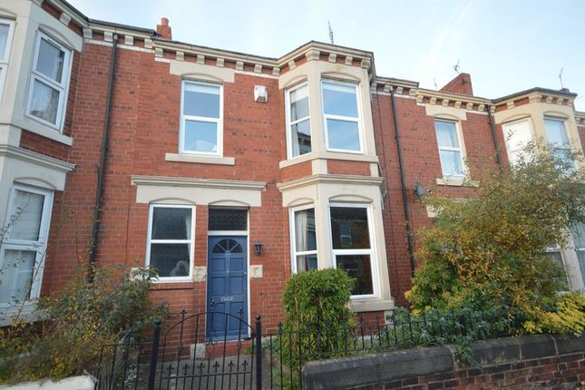 Thumbnail Terraced house for sale in Trewhitt Road, Heaton, Newcastle Upon Tyne