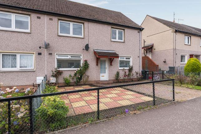 Thumbnail Flat for sale in Edmonstone Road, Danderhall, Midlothian