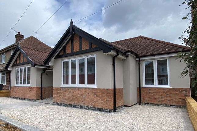 Thumbnail Bungalow for sale in Quarn Drive, Allestree, Derby