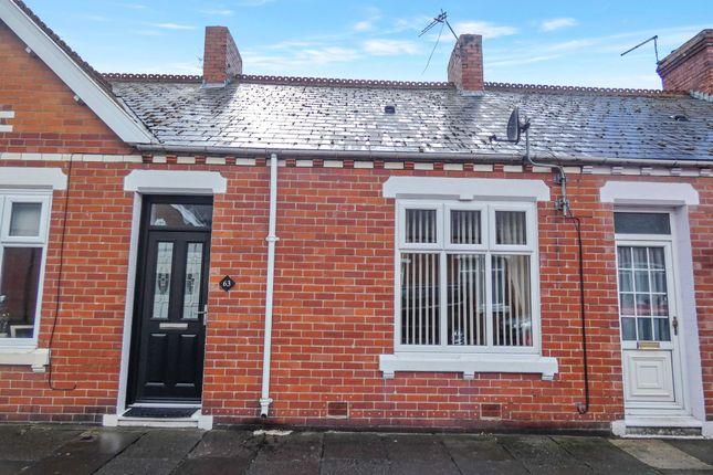 1 bed bungalow for sale in Woodbine Terrace, Blyth NE24