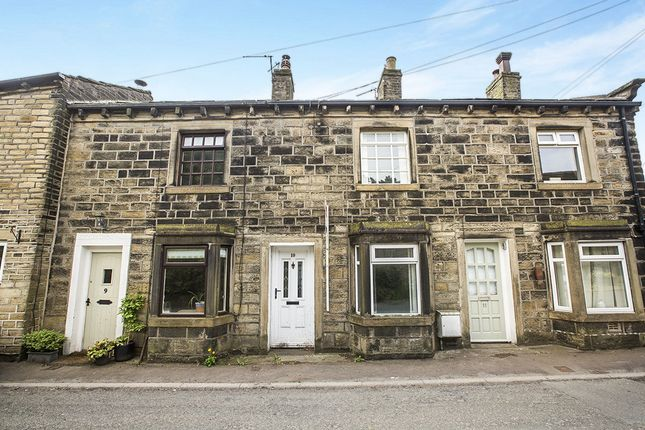 Thumbnail Terraced house for sale in Towngate, Midgley, Luddendenfoot, Halifax
