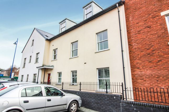 Thumbnail Flat for sale in Newmarket Court, Lion Street, Abergavenny
