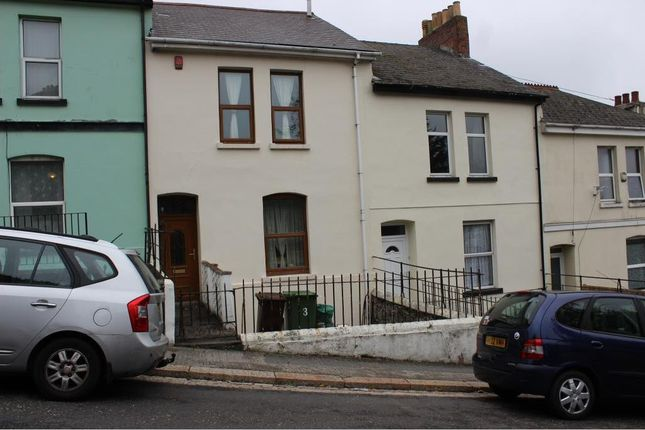 Thumbnail Property to rent in Melville Road, Ford, Plymouth