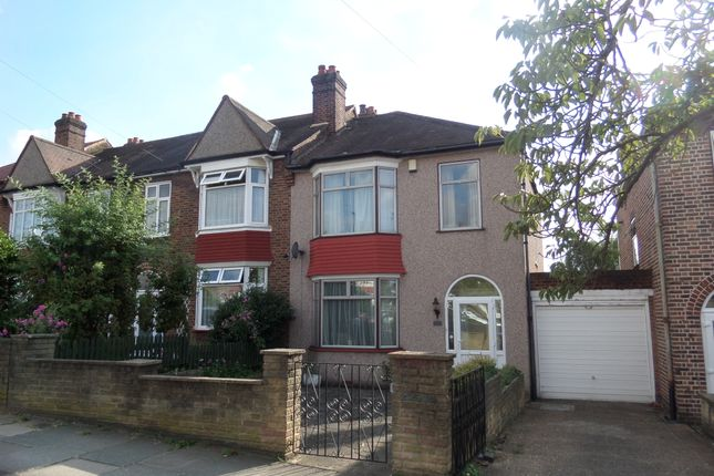 Thumbnail End terrace house for sale in Thornsbeach Road, London