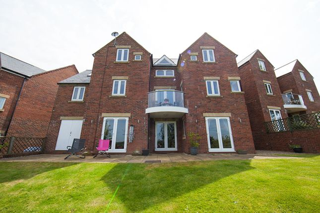 Thumbnail Detached house for sale in Coningsby Gardens, Morpeth