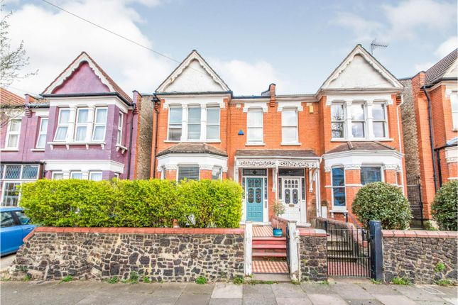 Thumbnail Semi-detached house for sale in Natal Road, London